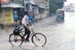 Vijayakanth like riding cycle. It is a pollution less vehicle.