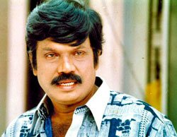 Goundamani is a famous Tamil comedy film actor. His real name was Mani.